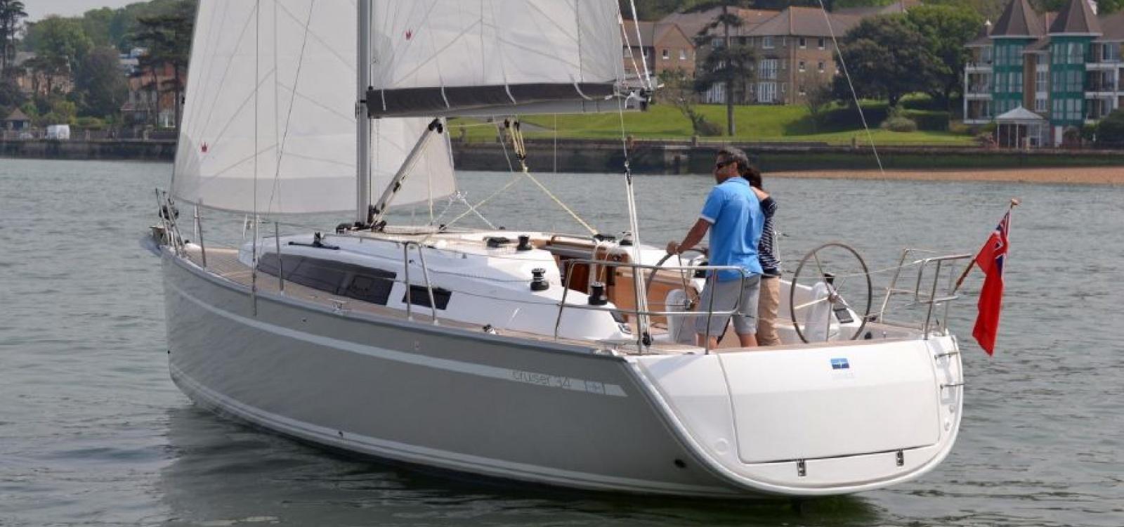 Bavaria cruiser 34 nuevobarco de ocasi n grupo stay for A line salon corte madera