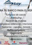 PREPARA TU BARCO PARA EL VERANO! NO ESPERES MÁS!