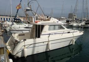 Segur de Calafell,Tarragona,España,2 Habitaciones Habitaciones,1 BañoLavabos,Barco de Pesca / Paseo,1972