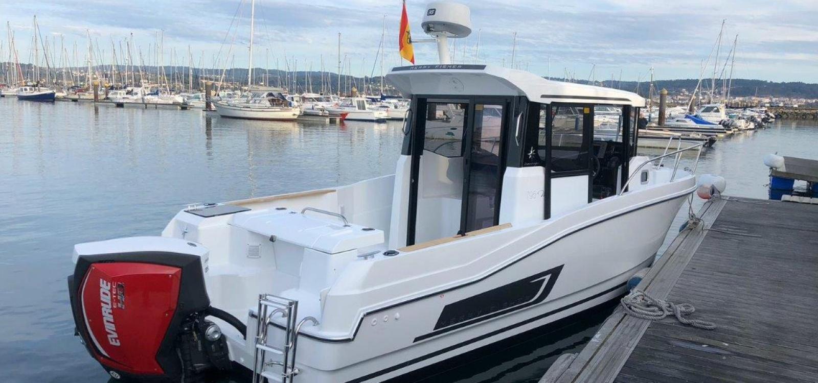 vigo,Pontevedra,España,1 Dormitorio Habitaciones,1 BañoLavabos,Barco a motor,2055