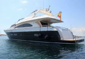 Port Ginesta,Barcelona,España,6 Habitaciones Habitaciones,5 LavabosLavabos,Barco a motor,1123